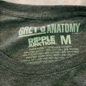 Tops - Grey's Anatomy - Gray T-Shirt - Medium